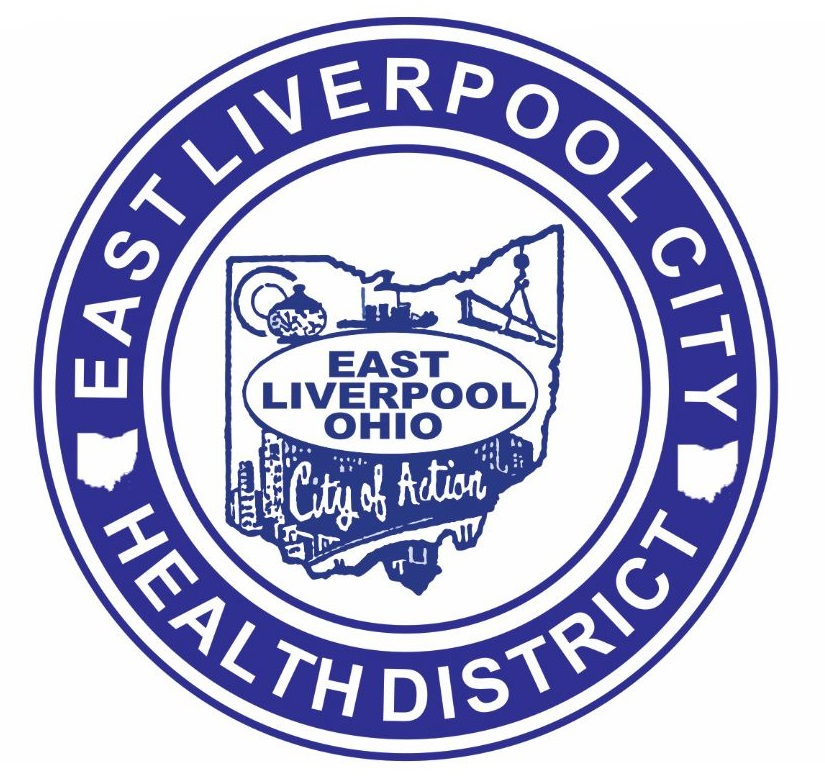 East Liverpool City Health District Logo